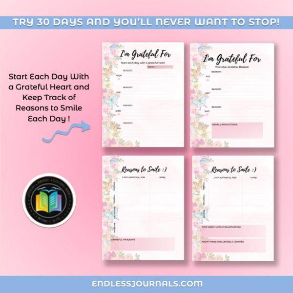 gratitude journal printable - 05